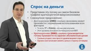 видео Совокупный спрос и факторы его определяющие