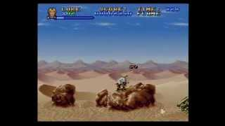 Super Star Wars Intro and 1st Level