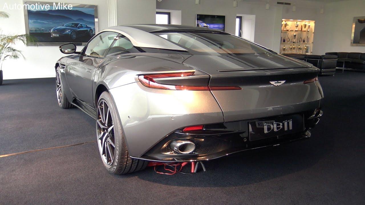 Aston martin prototype