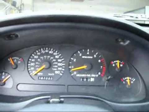 96 Mustang Gt Tach Fixed And Little Drive