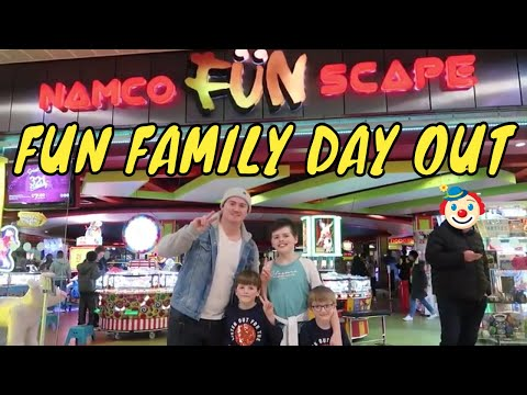 NAMCO FUNSCAPE THE METROCENTRE