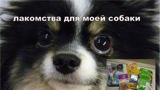 ЛАКОМСТВА ДЛЯ СОБАК - ЛАКОМСТВА моей собаки. ЛАКОМСТВА ДЛЯ СОБАК МЕЛКИХ ПОРОД - ПОРОДА ШПИЦ ЭЛЯ
