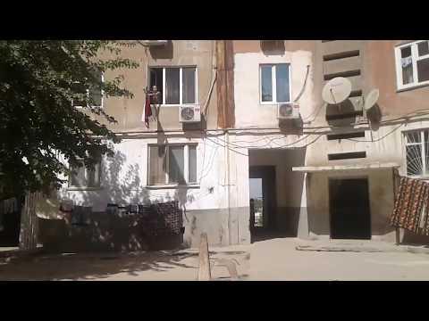 Кривые дома в Курган Тюбе, (Бохтар), (часть 2)