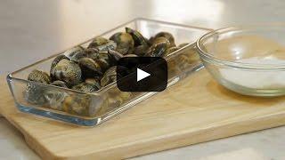 Cómo limpiar la arena de los moluscos – Trucos cocina Alimenta Sonrisas