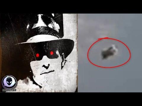 Men In Black Update: UFO Strangeness Continues 8/6/17