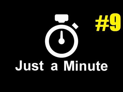 just a minute Just a minute has usually been transmitted in the winter months, with series of up to 26 episodes as the years ran, the series became shorter, settling at about ten programmes by the early '80s the current pattern.