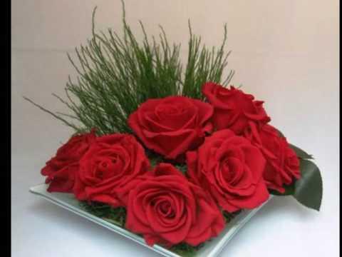 Naturaleza exquisita decoraciones y arreglos florales - Arreglo de flores naturales ...