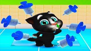 My Talking Tom 2 - My Little Baby Tom Cat Pet Care - Play Fun Animal Feeding Mini Kids Games