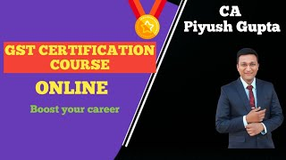 2. NEW 2 Old vs new Tax | Taxes replaced by #GST | Online #Certification Course by CA Piyush