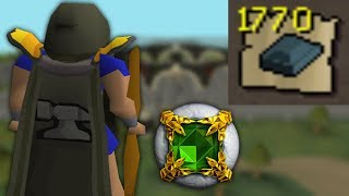 Unlocking the Best F2P Money Maker on my Skiller - Episode 4