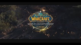 2014 European Hearthstone Qualifiers and World of Warcraft Arena Tournament