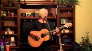 Celeste Krenz House Concert 2014 - If I Don't Leave Now