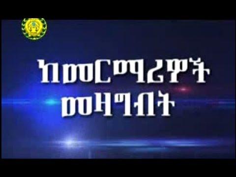 Police Program 06 09 2009 E C ቅኝት