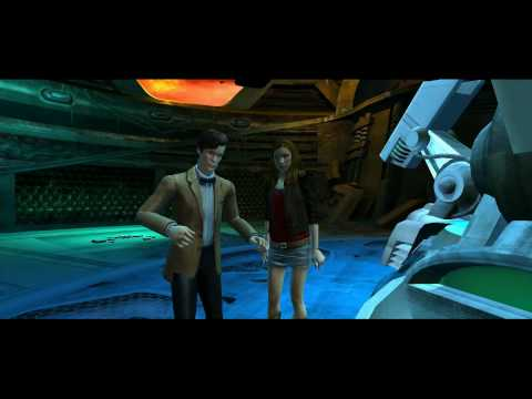 Doctor Who: The Adventure Games - City Of The Daleks - Full Walkthrough Part 4/5 - HD