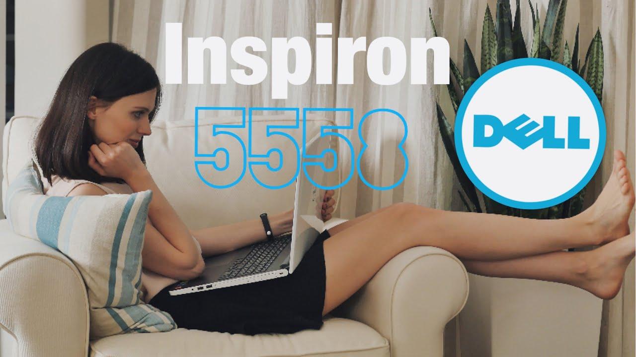 Видео обзор ноутбука Dell Inspiron 5558 - YouTube