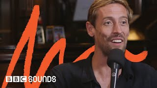 Peter Crouch on England, 2006 World Cup and THAT goal vs Trinidad and Tobago