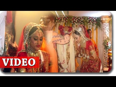 VIDEO Dayaben Aka Disha Vakani's MARRIAGE | Taarak Mehta Ka Ooltah Chashmah