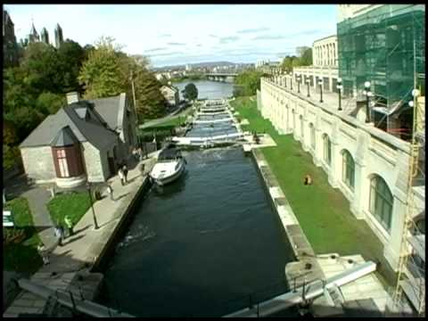 1812 -- Part 15: Building the Rideau Canal - YouTube