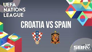 Croatia vs Spain | UEFA Nations League | Match Predictions