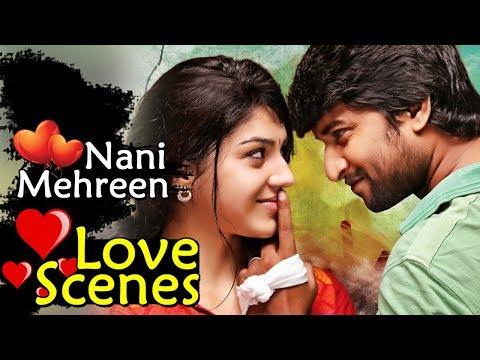 Nani Mehreen Love Scenes - Back To Back -...