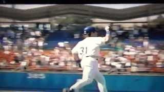 Mike Piazza Game Winning Home Run Dodger Stadium Vs Houston Astros