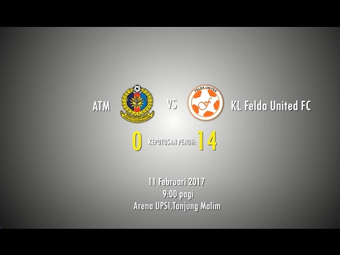 SIRKIT 1(11/2/2017)VIDEO PENUH: (WANITA) ATM 0-14 KL Felda United FC