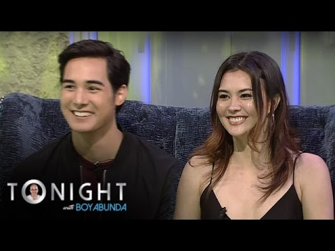 TWBA Online Exclusive: Cora Waddell and Tanner Mata