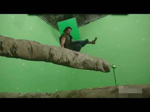 Making of Bahubali movie All VFX effects Graphics in HD