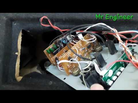 Amplifier Mp3 Repair In Urdu/Hindi