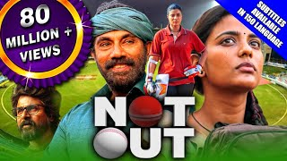 Not Out (Kanaa) 2021 New Released Hindi Dubbed Movie | Aishwarya Rajesh, Sathyaraj, Sivakarthikeyan