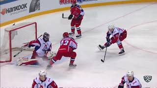 Lokomotiv 2 CSKA 5, 9 October 2017 Highlights