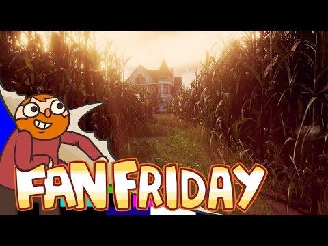 Fan Fr-aturday!! - Maize