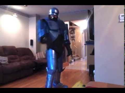 Robocop Costume Youtube