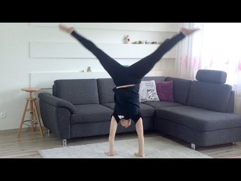 CARTWHEEL TUTORIAL For Beginners | How To Do A CARTWHEEL With Straight Legs