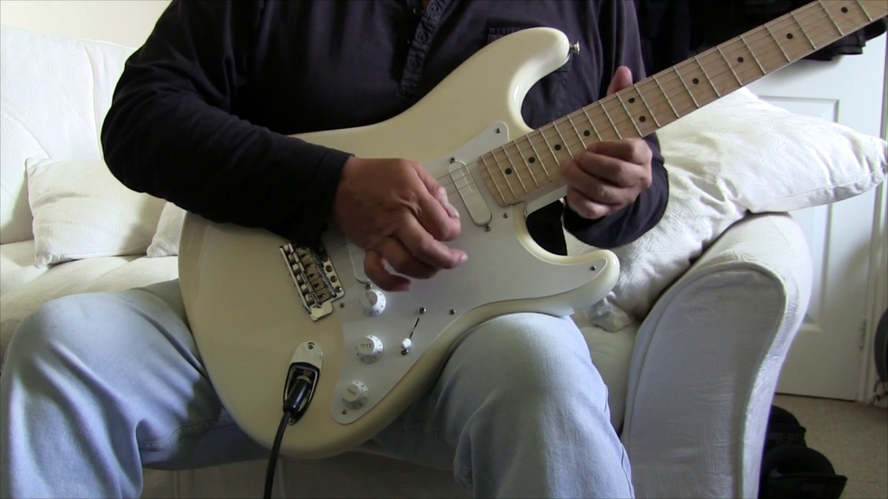 Ice (cover) Camel/Clapton Strat/Les Paul