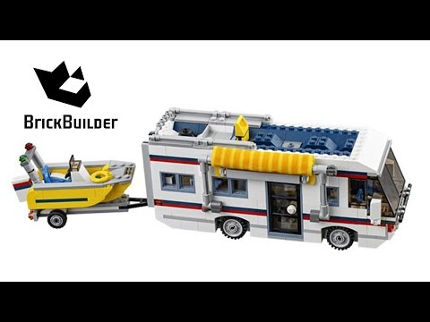 Lego Creator 31052 Vacation Getaways - Lego Speed Build