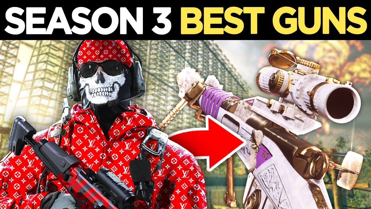 7 INSANE Loadouts YOU Need To Try in Warzone Season 3
