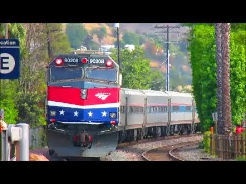 5/17/18 Last day of El Monte-CSULA Commute, BNSF Business special and more!
