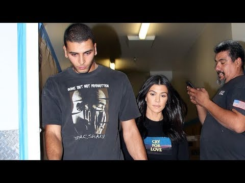 The New Power Couple! Kourtney Kardashian And Younes Bendjima Going Into Business Together