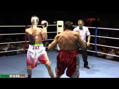 Jay Byrne v Sergio Abad - Unfinished Business