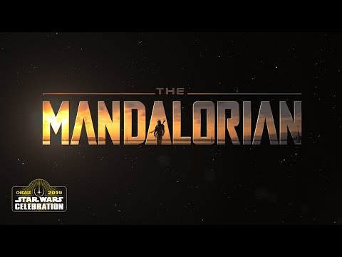 'The Manadalorian' - First Look At Upcoming 'Star Wars' Series