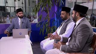 #JalsaGermany | Studio session in English | Khilafat