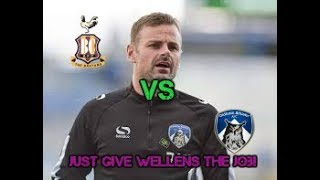 JUST GIVE WELLENS THE JOB!- BRADFORD CITY VS OLDHAM ATHLETIC VLOG!- OLDHAM ATHLETIC VLOGS!