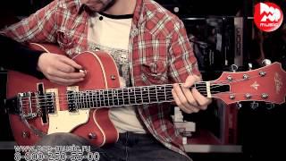 Полуакустическая гитара ARIA FA-80