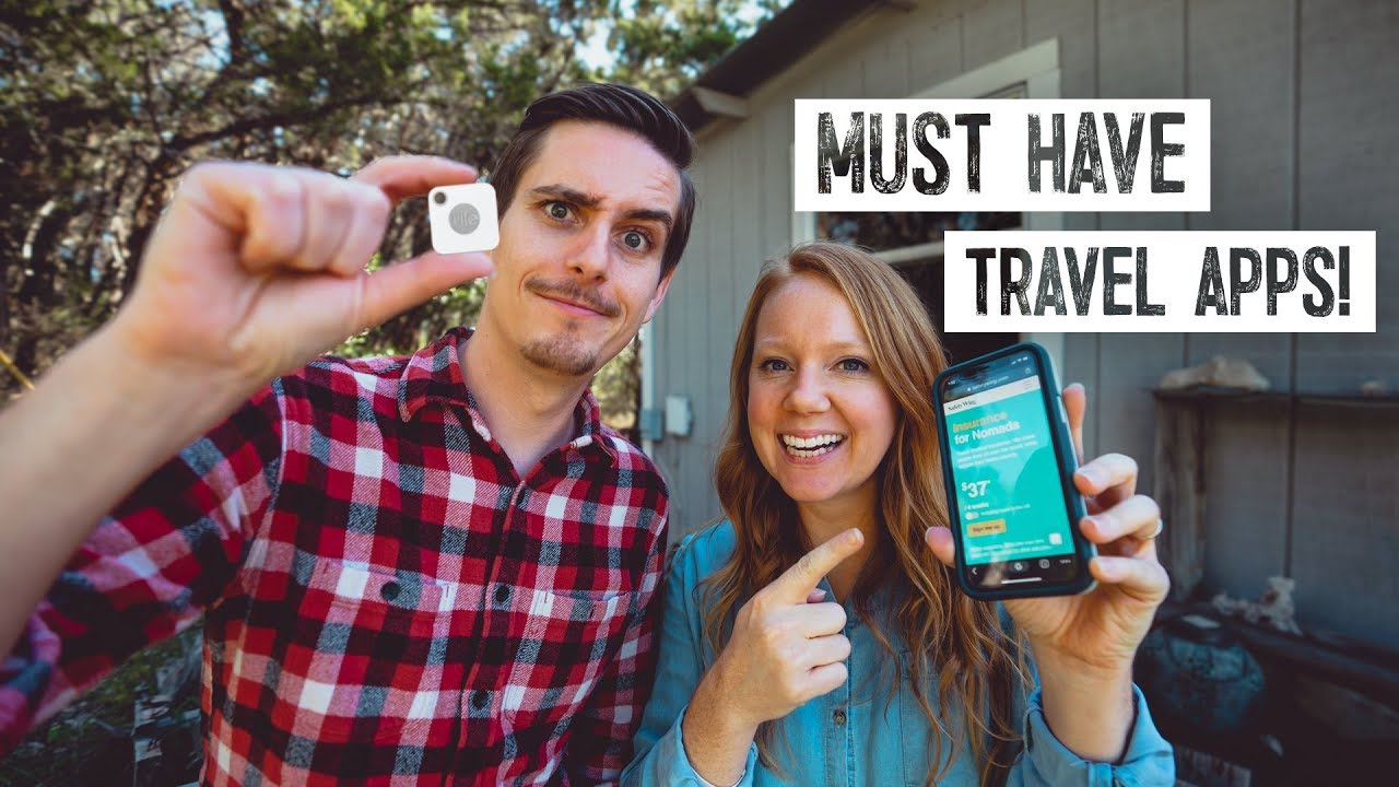 Our Top MUST HAVE Travel Apps & Services of 2020!