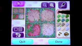 Animal Crossing New Leaf: Path Tutorial