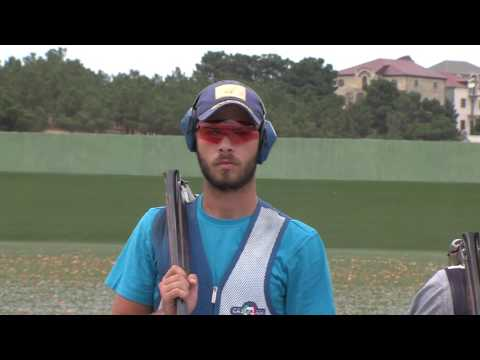 2017 European Championship, Baku, Azerbaijan - Skeet Men Junior