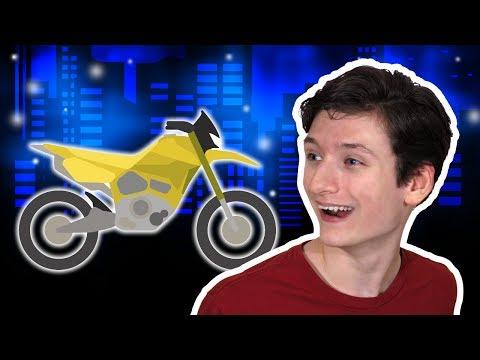 Ben Buys a Motorcycle! | Roblox | Jailbreak #15