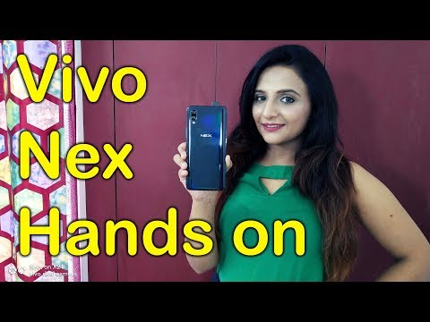 Vivo Nex Review - Unboxing and first look | Nothing Wired