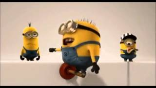 Миньоны ( мини мультфильм )
